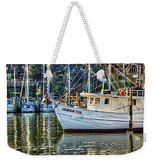 Crimson Tide In The Sunshine Weekender Tote Bag