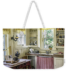 Cross Creek Country Kitchen Weekender Tote Bag by Lynn Palmer
