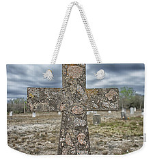 Cross With No Name Weekender Tote Bag