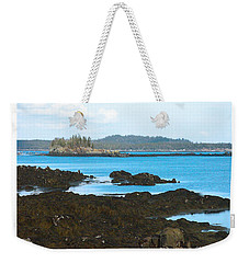 Crow Island Bay Of Fundy Nb Weekender Tote Bag