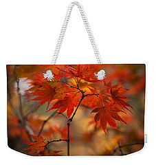 Crown Of Fire Weekender Tote Bag