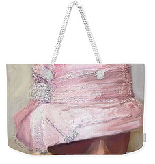 Crowns Weekender Tote Bag