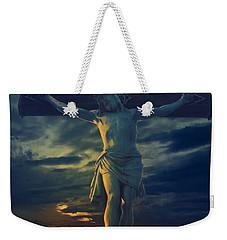 Crucifixcion Weekender Tote Bag