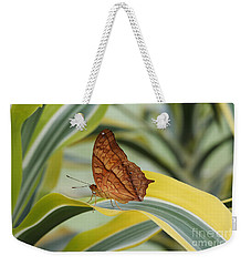 Cruiser Butterfly Weekender Tote Bag