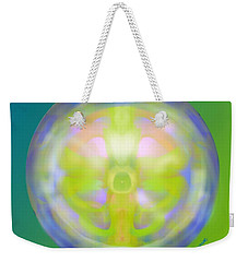 Crystal Ball Weekender Tote Bag