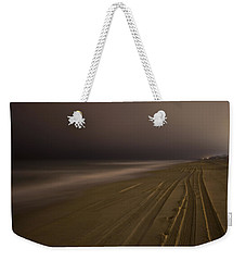 Weekender Tote Bag featuring the photograph Crystal Coast Evening by Ben Shields