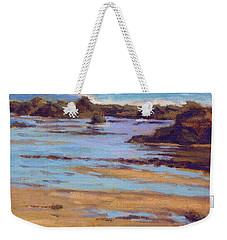 Crystal Cove Weekender Tote Bag