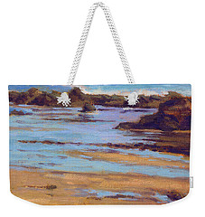 Crystal Cove Weekender Tote Bag