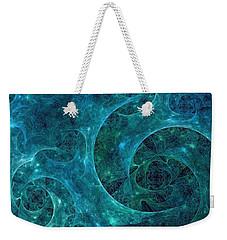 Crystal Nebula-ii Weekender Tote Bag