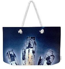Crystals Weekender Tote Bag