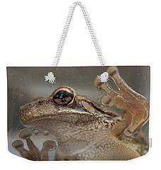 Cuban Treefrog Weekender Tote Bag