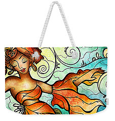 Cubana Weekender Tote Bag