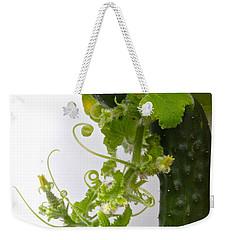 Cucumber Dance Weekender Tote Bag