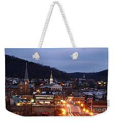 Cumberland At Night Weekender Tote Bag