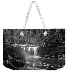 Cumberland Falls Five Bw Weekender Tote Bag
