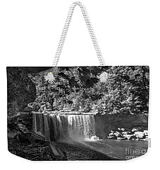 Cumberland Falls Six Bw Weekender Tote Bag