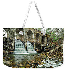 Cumberland Waterfall Weekender Tote Bag
