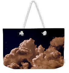 Clouds Weekender Tote Bag by Salman Ravish