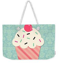 Cupcake 2 Weekender Tote Bag