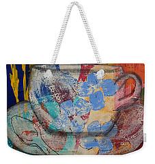 Cuppa Luv Weekender Tote Bag