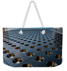 Weekender Tote Bag featuring the photograph Cups by Glenn DiPaola