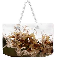 Curlleaf Mountain Mahogany Weekender Tote Bag