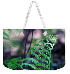 Weekender Tote Bag featuring the photograph Curls by Debbie Oppermann