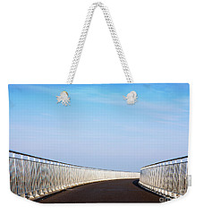 Curved Bridge Weekender Tote Bag