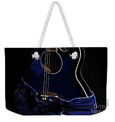 Curves Weekender Tote Bag by Randi Grace Nilsberg