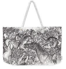 Custer's Clash Weekender Tote Bag