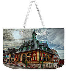 Customs House Museum Weekender Tote Bag by Dan McManus