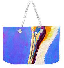 Cute Pelican Weekender Tote Bag