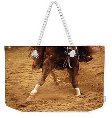 Cutting Horse 6 Weekender Tote Bag