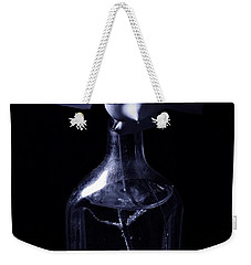 Cyan Beauty Weekender Tote Bag