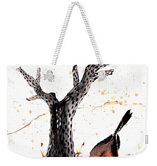 Cycles Of Life Weekender Tote Bag by Bill Searle