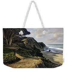 Cypress Beach Weekender Tote Bag
