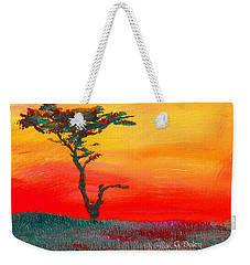 Cypress Sunrise Weekender Tote Bag