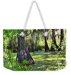 Cyprus Trees Weekender Tote Bag