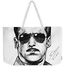 Salman Khan Weekender Tote Bag