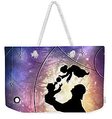 Darth Daddy Weekender Tote Bag