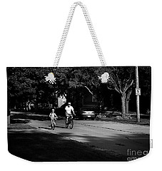 Daddy's Shadow Weekender Tote Bag