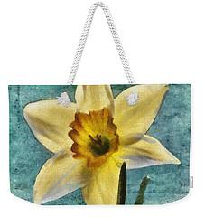 Daffodil Weekender Tote Bag by Jeff Kolker