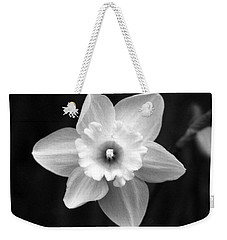 Daffodils - Infrared 01 Weekender Tote Bag by Pamela Critchlow