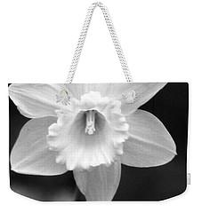 Daffodils - Infrared 10 Weekender Tote Bag