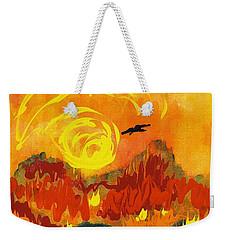 D'agony Weekender Tote Bag