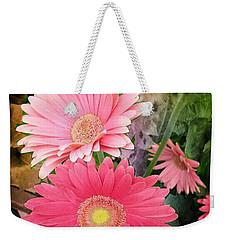 Daisy Jazz Weekender Tote Bag