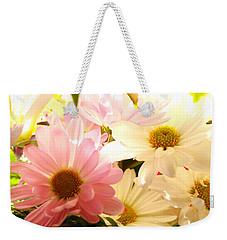 Daisy Magic Weekender Tote Bag