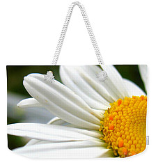 Daisy Weekender Tote Bag by Patti Whitten