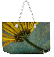 Daisy Reach Weekender Tote Bag by Erika Weber