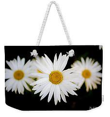 Daisy Trio Weekender Tote Bag